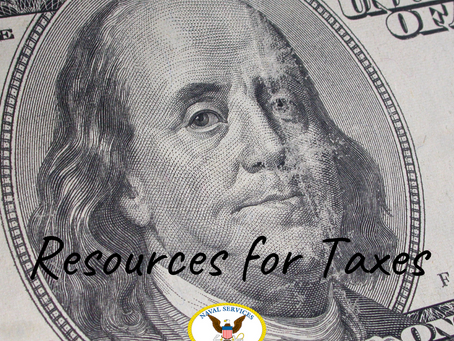 Resources for Taxes