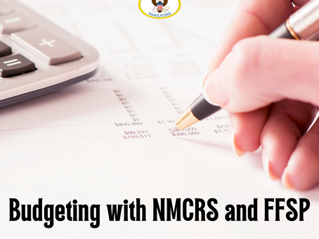 Budgeting with NMCRS and FFSP
