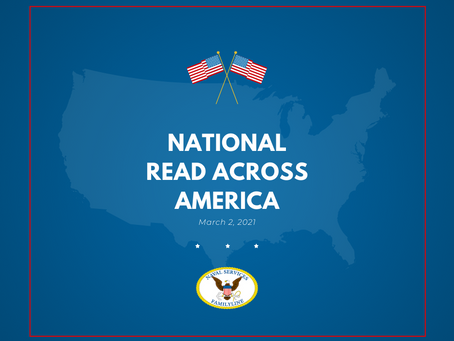 National Read Across America Day!