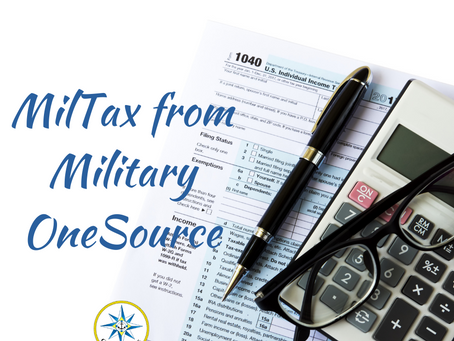 MilTax from Military OneSource