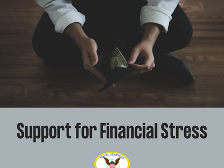 Support for Financial Stress