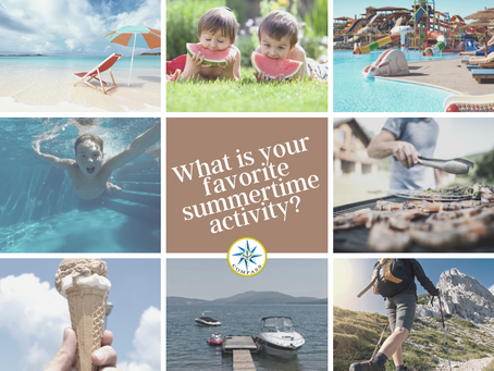 What is your favorite summer activity?