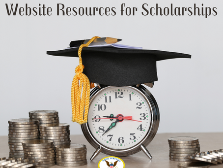 Website Resources for Scholarships