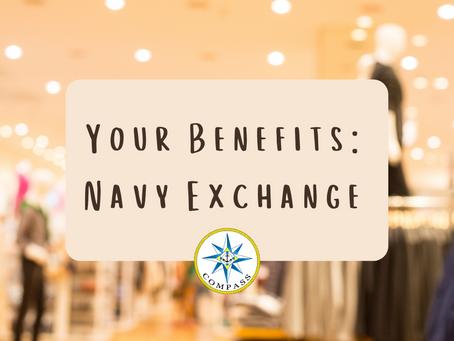 Your Benefits: Navy Exchange