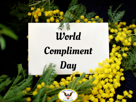 World Compliment Day!