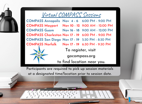 November COMPASS Virtual Sessions