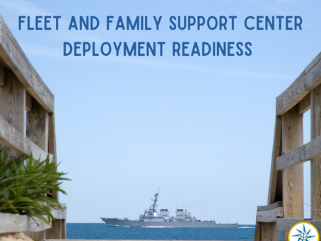 Fleet and Family Support Program: Deployment Readiness