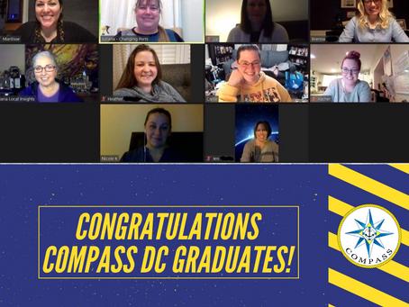 Congratulations COMPASS DC Graduates!
