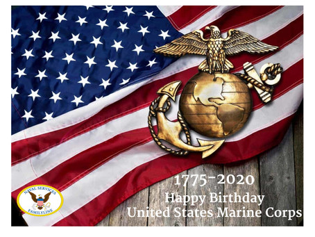Happy Birthday U.S. Marine Corps!