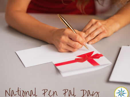 National Pen Pal Day