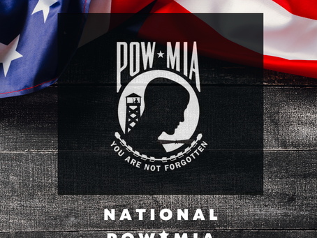 National POW*MIA Recognition Day