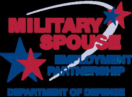 Military Spouse Employment Partnership Virtual Hiring Fair