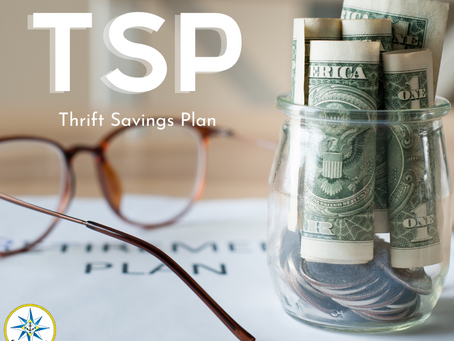 TSP-Plan For Your Future!