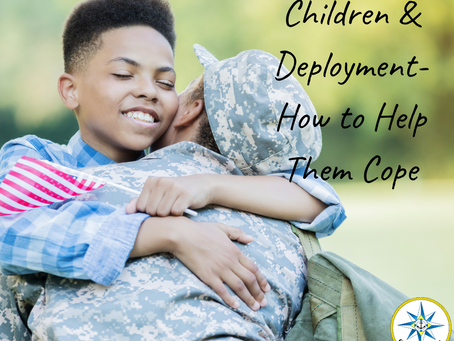 Children & Deployment-How to Help Them Cope