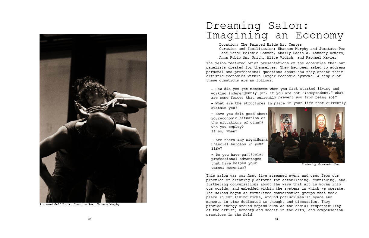 Dreaming salon