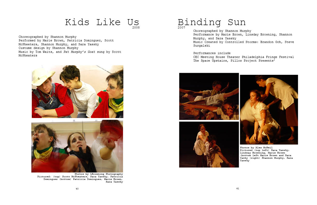 Kids Like Us and Binding Sun