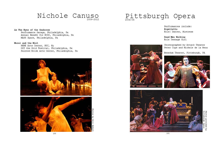 Nichole Canuso and Pittsburgh Opera