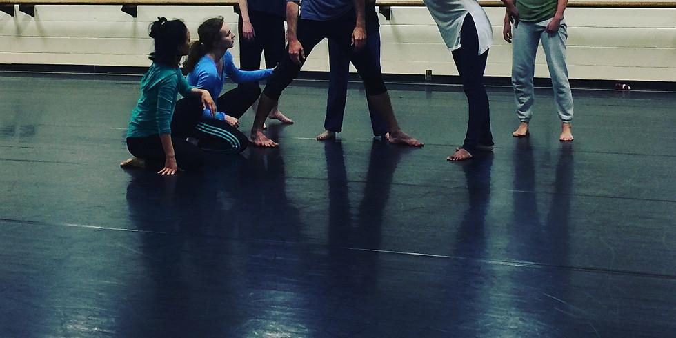 Dance, Engaging Sensation