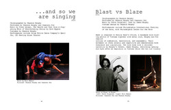 ...and so we are singing and Blast vs Blaze