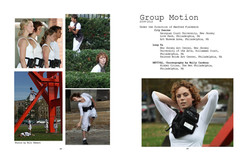 Group Motion
