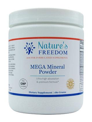 MEGA Mineral Powder