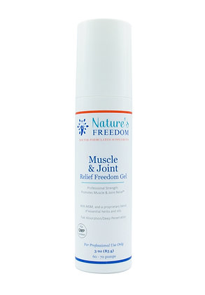 Muscle & Joint Relief Freedom Gel
