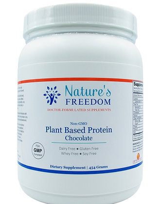 Plant Protein Power-CHOCOLATE