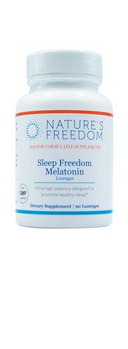 SLEEP FREEDOM MELATONIN, Lozenges