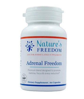 Adrenal Freedom- 30 DAY SUPPLY