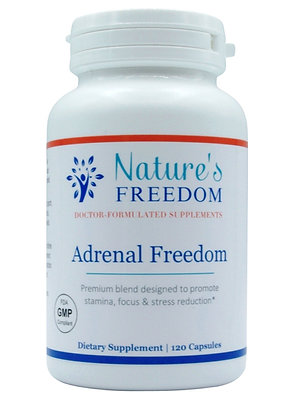 Adrenal Freedom- 60 DAY SUPPLY