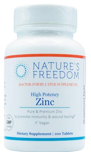 High Potency ZINC