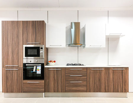 Laminate kitchen 3m