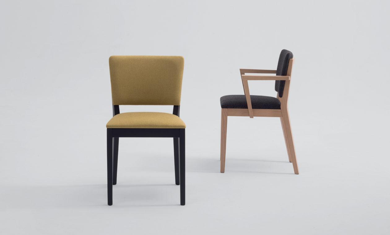 Posh chair & armchair
