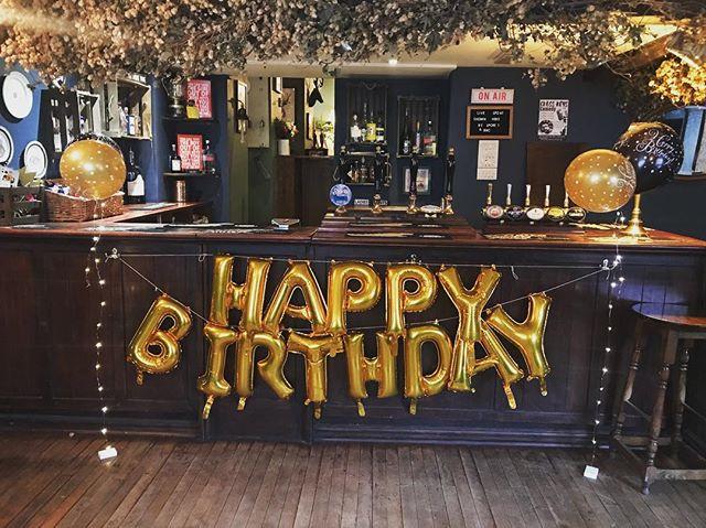 Pre birthday celebrations. Great night c