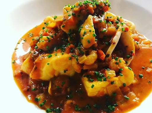 Fantastic Fish Stew - Bravo Chef Marky,