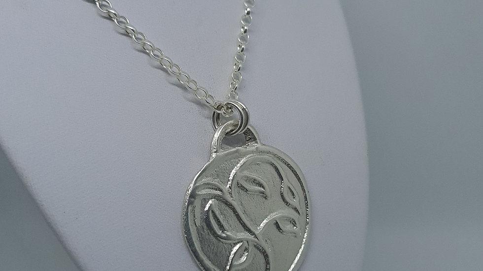 Rennie McIntosh Inspired pendant