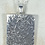 Thumbnail: Sterling Silver Hammered pendant