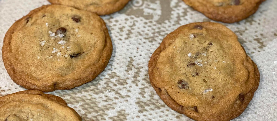 Chloë's Chocolate Chip Cookies