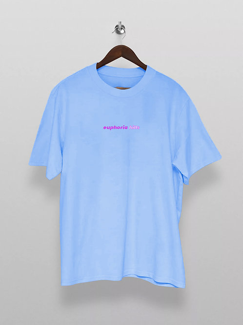 Euphoria Hills Dolphin Blue Tee