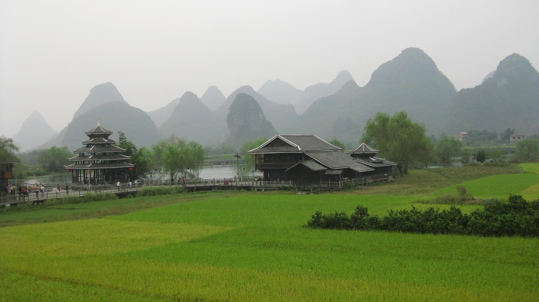 阳朔 YangShuo China