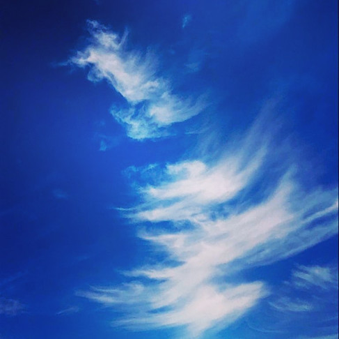 Un rayon de nuage