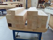 scegli il legno giusto per il tuo portoncino d'ingresso, tra Abete, Laricce, Frassino e Rovere.