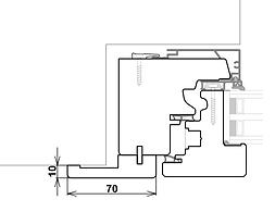 disegno coprifilo complanare per ferramenta a scomparsa finestra minimal.png