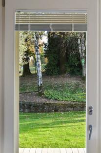 Porta finestra in legno, Silver 80
