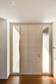 Portoncino legno/alluminio