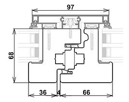Sezione orizzontale nodo centrale Minimal.png