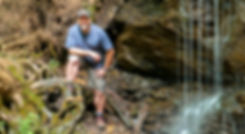 The Awed Photographer self portrait