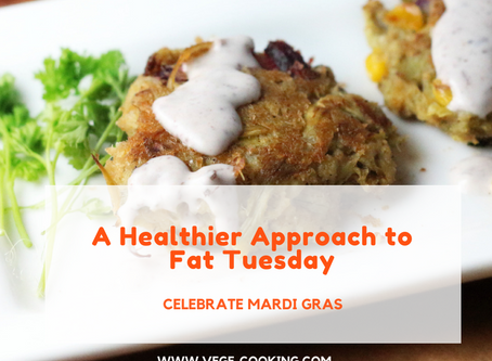 A Healthier Approach to Fat Tuesday
