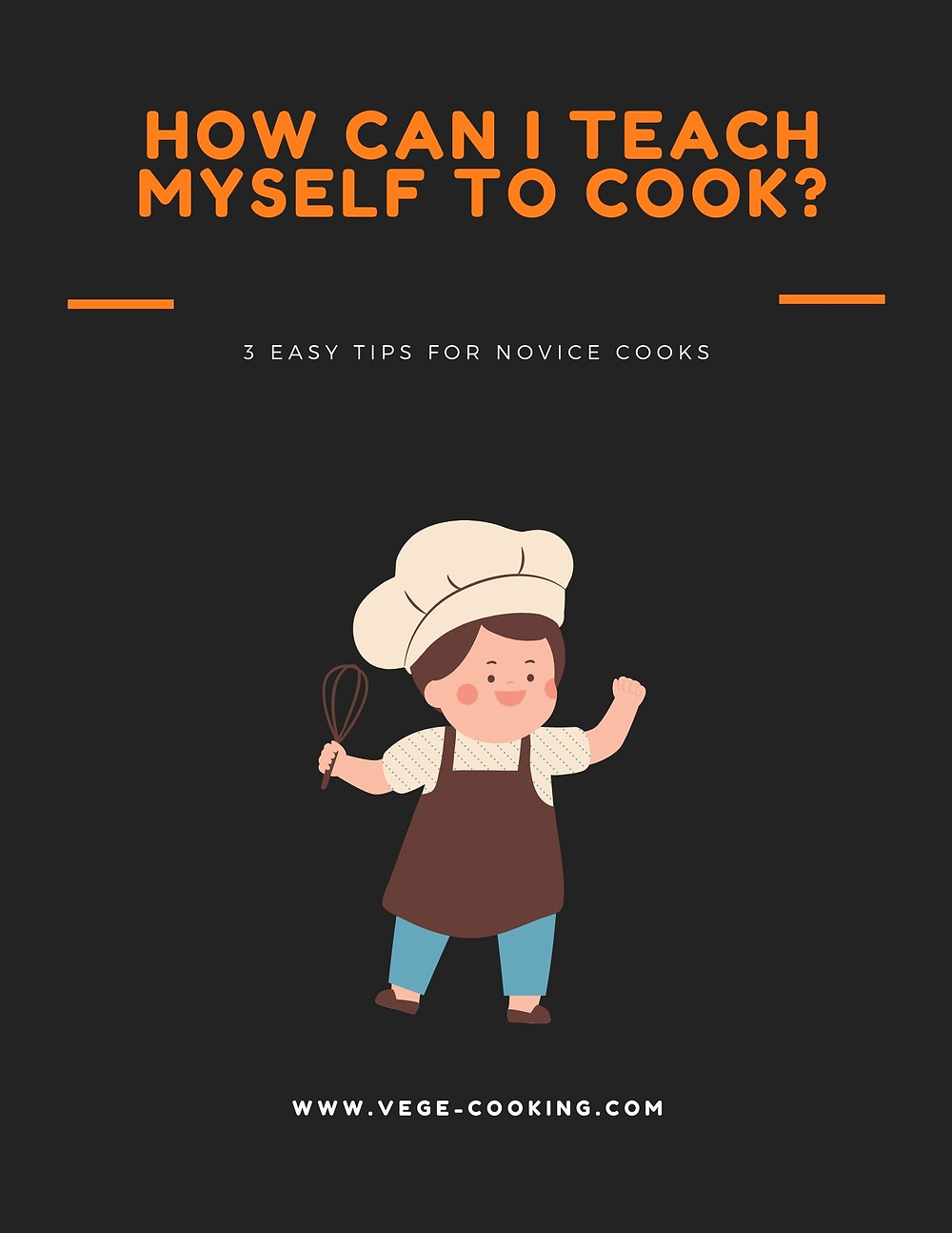 How can I teach myself to cook?