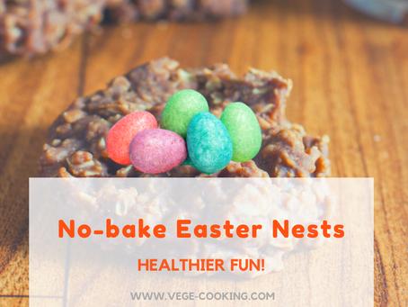 No-Bake Easter Nests